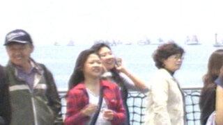 Puerto del Callao recibió una visita naval desde Corea del Sur