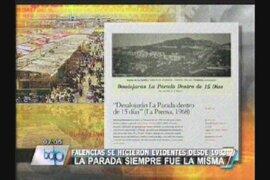 Pasaron 44 años para desalojar La Parada