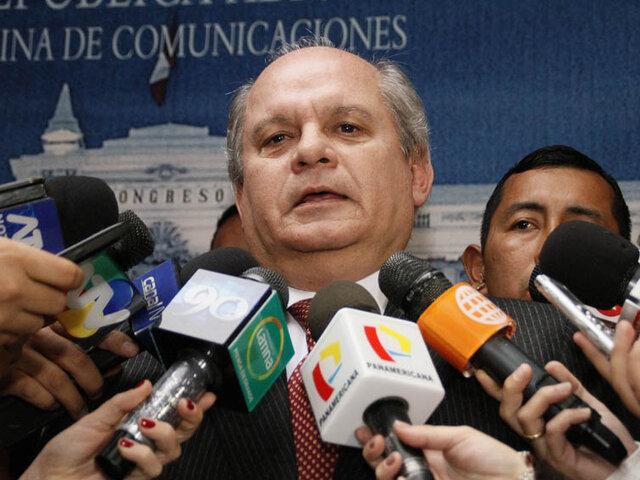 Ministro Pedro Cateriano: Se hizo justicia a comandos Chavín de Huántar