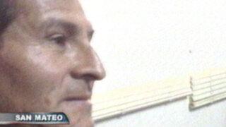 Huarochirí: acusan a torero de encabezar banda de abigeos