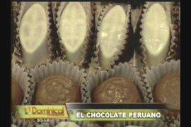 El chocolate peruano es delicia para el mundo