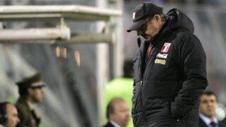 La triste realidad: el final de otro ciclo sin Mundial para la selección peruana