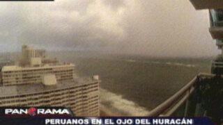 EEUU: peruanos en alerta por el peligro del huracán 'Sandy'