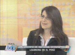 National Geographic apuesta por la educación en el Perú