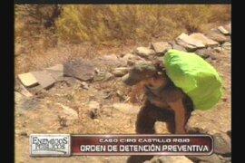 Orden de detención preventiva para Rosario Ponce