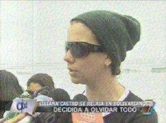 Liliana Castro: No entiendo porque Eva no está aquí conmigo en libertad