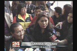 Familia pide anular sentencia de Abencia Meza