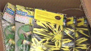 SJM: pirotécnicos ilegales fueron descubiertos en un instituto
