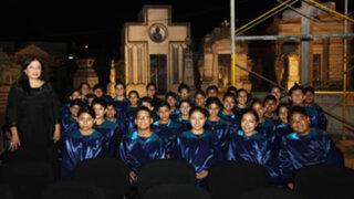 """El Coro Nacional de Niños presenta la ópera infantil """"El Diluvio de Noé"""""""