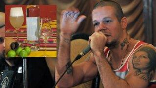 Vocalista de Calle 13 recibe críticas por 'tuit' sobre el pisco