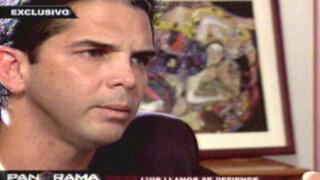 De héroe a villano: Luis Llanos responde acusación de homicidio