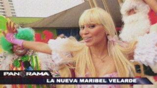 La nueva Maribel Velarde: de controversial vedette a amiga de los niños