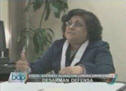 Fiscal afirma que Miguel Llanos manipuló escena del crimen para aducir robo