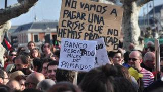 Huelgas y marchas contra medidas de  austeridad remecen toda Europa