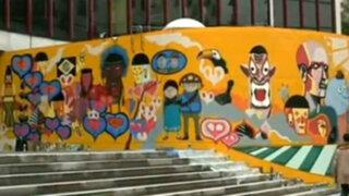 Tokio: grafiteros brasileños 'asaltan' embajada de su país en Japón
