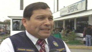 Callao: municipalidad seguirá acogiendo taxistas no inscritos en Setame