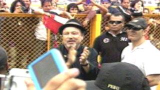 Rubén Blades ya está en Lima para reencuentro de Fania All Star