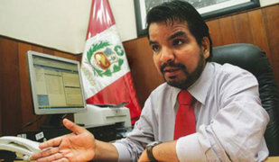 Procurador Arbizu sospecha sobre millonario robo a ex alcalde de Camisea
