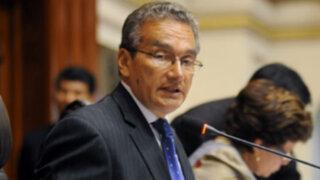 Congresista Aguinaga deberá responder sobre casos de esterilizaciones forzadas