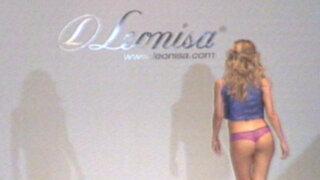 Modelos de Leonisa exhibieron su mas fina lencería en nuestra capital