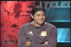 Futbolista Sergio Ibarra llegó a base cuatro en plena actividad