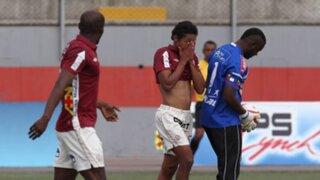 Universitario perdió 4 a 0 ante José Gálvez y se quedó sin Sudamericana