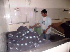 La Libertad: Anciano sufre quemaduras en rostro y cuello