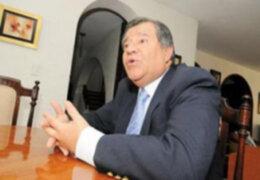 Ángel romero postula para presidir Corte Superiror de Lima