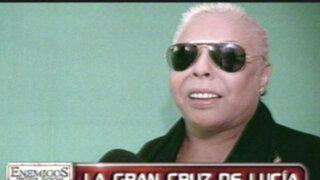 La gran cruz de Lucía: cantante criolla habla de su supuesto mal