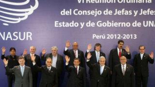 Unasur avanza hacia la ciudadanía sudamericana, afirma Humala