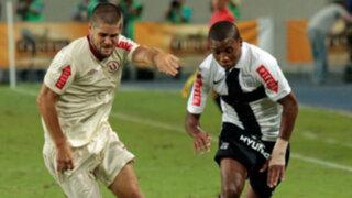 Alianza vence a la U con gol de Ibáñez a los 44 minutos del primer tiempo