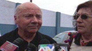 INPE impide a 'Obispo rojo' realizar visita a Abimael Guzmán