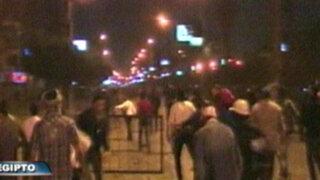 Egipto: dos muertos en protestas contra régimen de Mursi