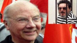 "Jacques Gaillot, el ""Obispo Rojo"", tuvo encuentro con Movadef"