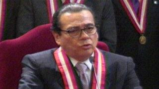 Pese a contar con dos votos, Enrique Mendoza ganó presidencia del PJ