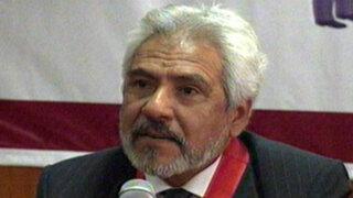 Sequeiros gana por un voto presidencia de Corte Superior de Lima