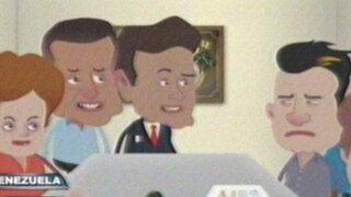 'Isla presidencial' vuelve a satirizar a mandatarios latinoamericanos