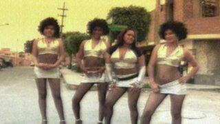 Las Melcochicas: nuevo grupo de bellezas que salta a la escena