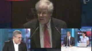 Daniel Parodi: A Chile no le basta la Declaración de Santiago