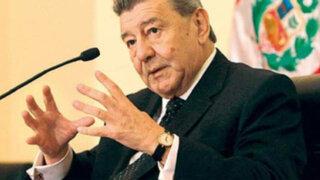 Roncagliolo: Relación con Chile puede intensificarse finalizado el litigio