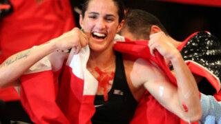 Kina Malpartida retuvo esta noche su título mundial de box superpluma
