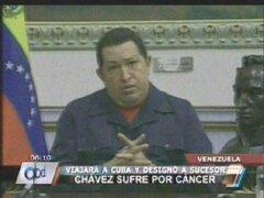 Hugo Chávez: Estoy batallando por mi salud en la Cuba revolucionaria