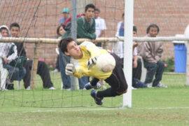 Arquero de la selección peruana Sub 20 renunció por problemas con técnico