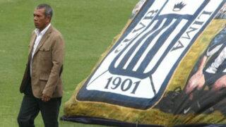 Wilmar Valencia definirá este lunes su presencia en Alianza Lima