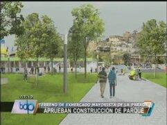 Continúa la controversia por la construcción del Parque del Migrante