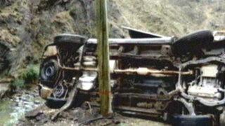'Checho' Ibarra y familia se recuperan tras accidente en Matucana