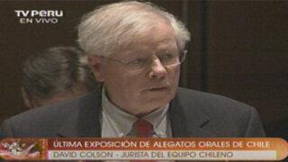 David Colson: Perú nos ha llevado a una zona de penumbra
