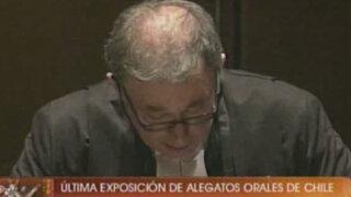 Alegato oral completo de James Crawford ante la Corte de La Haya