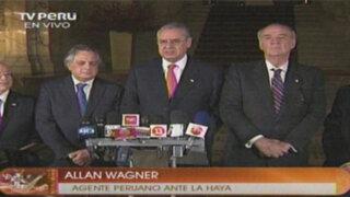 Allan Wagner: Chile no ha logrado probar la existencia de un límite marítimo