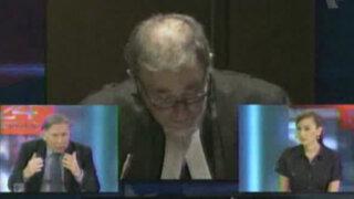 Ignacio Basombrio: Jurídicamente el abogado James Crawford no agregó nada